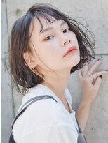 バイフィフス 原宿/表参道(by fifth)大人かわいい○シアーボブ○イルミナカラー○インナーカラー○