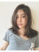 MAKOTO☆扱いやすいセミレイヤースタイル