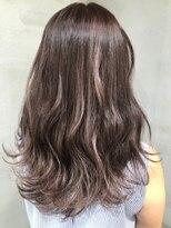 ヘアアンドビューティー クローバー(Hair&Beauty Clover)smoky pink