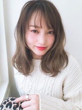 アグ ヘアー ドレス 喜久田店(Agu hair dress)《Agu hair》アンニュイ色っぽミディ