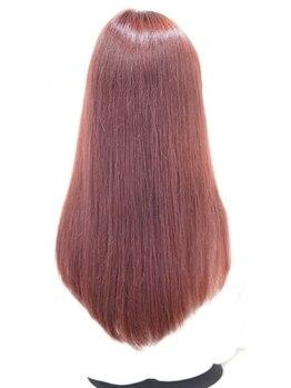 パティア(patia)の写真/【岐阜/岐阜市】自分の髪と向き合えるケアSALON―大人女性のためのワンランク上のヘアカラーをご提案♪