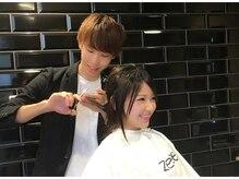 holistic hair zezeご来店シュミレーション