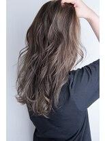 【REJOICE hair】Wカラーグレージュ☆
