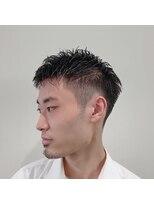 パール(PEAR+L)男のしっかりベリーショート MEN'S HAIR
