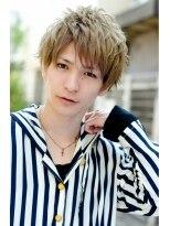 ミンクス ハラジュク(MINX harajuku)束感ショート 隠しツーブロック メンズ髪型ヘアスタイル