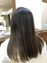 ヘアーステージエルコレクション(HairStageEll collection)グラデーションカラー