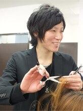 イノセントヘアー(Innocent hair)徳留 豊