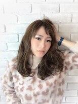 ヘアーアンドリラックス スウィート(Hair&Relax SWEET)アシメバング/SWEET/上村知美