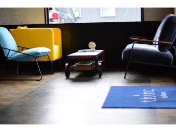シンク バイ ロスタ(Thinc by Rosta)の写真/《深谷市・籠原・熊谷》海外で人気のインダストリアルなインテリアでリラックスできる空間に☆