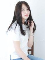 ペルシュ(perche)【perche】美しい美髪へ☆ナチュラルストレートスタイル