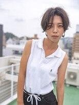 カイコヘアーアンドアートスタジオ(kaiko hair&art studio)handsome short