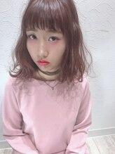 アリス ヘア デザイン(Alice Hair Design)Alice☆エアリーベリー×ロブ