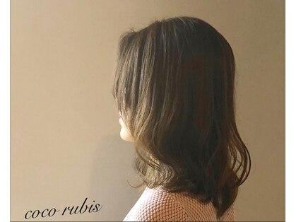 ココリュビ(COCO RUBIS)の写真