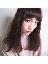 マイ ヘア デザイン(MY hair design)MY hair design ナチュラルロブ by 堀研太