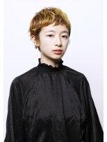 アルテヘアー(arte HAIR)【arte HAIR】ミニマムショート