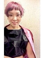 エトネ ヘアーサロン 仙台駅前(eTONe hair salon)【eTONe】モードボブ