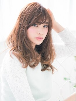 ヘアーサロン ブラァー エ コモ マイ(HAIR SALON BRAH e komo mai)の写真/どんなトレンドも似合わなければ意味がない!!「貴女だったら」を考え抜いて、スタイルを創り出します!