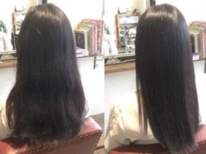 ヘア デザイン スタイリー(Hair Design stylee)の写真