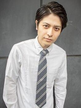 エイト メン 渋谷店(EIGHT MEN)の写真/【EIGHT MEN*22時迄】印象UP!清潔感UP!間違いなしのヘアに★ビジネスシーンの身嗜みはEIGHTにお任せ。