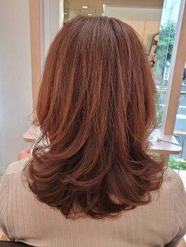 アリュール ALLUREの写真/ダメージが気になる方、白髪でもオシャレをしたい方にオススメ!お客様の髪に合ったカラーをご提案。