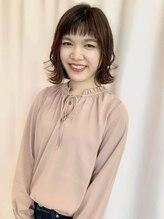ヘアーメイク マリア 福岡天神西通り(hair make MARIA)仲松 美紅