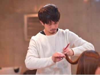 ツリーヘアサロン(Tree Hair Salon)の写真/[学芸大学2分]毛髪科学を学んだ≪ヘアケアマイスター≫による5年後10年後の事を考えた的確なヘア提案◎