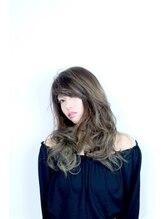 レジスタヘアーワークス (REGISTA hair works)ルーズニュアンスグレージュ
