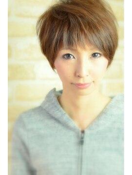 テイル ヘアーサロン(TALES Hair Salon)【TALES】大人可愛いベリーショート