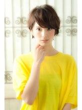 ミンクス アオヤマ(MINX aoyama)トップふんわりの希望を叶えるナチュラリーショート