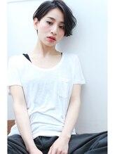 フランチェスカ(Francesca)黒髪ショート2