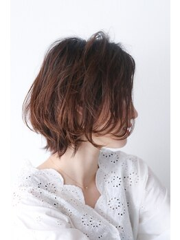 オーバルヘアー(OVAL hair)の写真/髪質やご希望、お客様のライフスタイルに合わせてご提案♪あなたのなりたいスタイルが叶う★