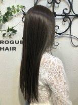 ローグヘアー 綾瀬店(Rogue HAIR)艶感グレーカラー