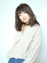 ケーツー 青山店(K two)【K-two青山】ラフにキマる★大人かわいいラフカールセミディ