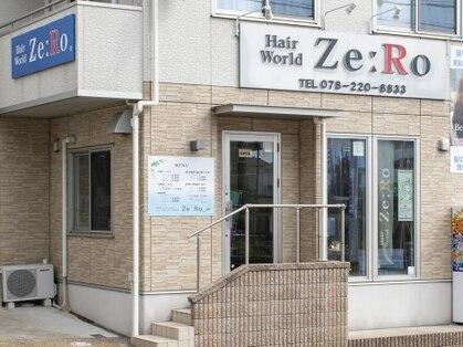 ヘアーワールド ゼロ(Hair world Ze:Ro)の写真