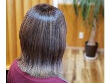 アレッタ ヘアーリビング(ALETTA hair living)の雰囲気(バレイヤージュ★)