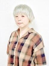 エーダブリューヘアー 三軒茶屋(aW hair)菅野 可奈絵