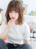 マカロン 郡山富田店(macaron)【macaron】小顔見え☆無造作カール