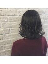クレーデヘアーズ 相田店(Crede hair's)#外ハネナチュラル