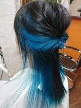 TTM ヘアーファクトリー(TTM hair factory)ブリーチ+ダブルカラー