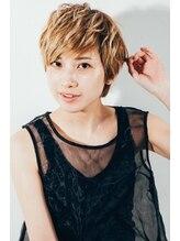 メゾン ヘアー デザイン(Maison hair design)ミニマムショート