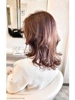 フローレス バイ ヘッドライト 三鷹店(hair flores by HEADLIGHT)#春色 さくらピンク スプリングハイライトカラー