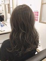 リリー ヘアーデザイン(Lilly hair design)【勝田台Lilly昼間】ダークモカグレージュ☆