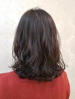 コチコチ(Kochi Kochi)の写真/くせを活かしたカット技術が人気!悩んでいたくせ・髪質が映えるスタイルへ♪必ず手入れしやすくします☆