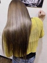 レコードヘア(Record Hair)