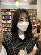 ヴィアルス 花山店(VIARS)韓国風スタイル