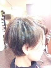 ヘアメイク ビス(Hair Make Bis.)マッシュショート