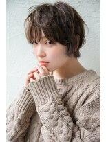 アンアミ オモテサンドウ(Un ami omotesando)【Unami】小顔可愛い・柔らかショート 島田梨沙