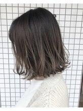 ヘアーアンドライフ ドア(hair&life Door)ヌーディーべージュ×グラデーションカラー