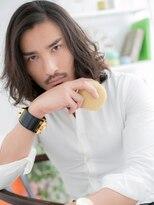 【macaron】タイトさが決め手☆ジェンツ風ヘア