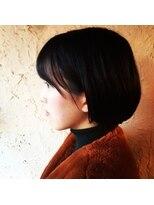 ギミック ヘア ファクトリー(gimmick hair factory)ナチュラルショートstyle